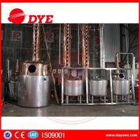 Best Customized 1000L Vodka Distillery Equipment Multi - Functional wholesale