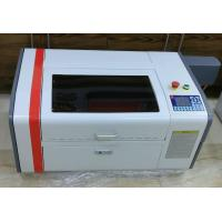 Best S500 500x300mm Small Laser Engraving Machine For Mdf / Paper / Rubber / Cloth wholesale