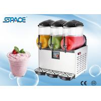 Best Three Tank Commercial Frozen Granita Machine Slush Puppy Machine CE Approved wholesale