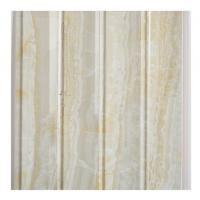 Best Marble Design Waterproof Wood Paneling For Bathrooms Four Wave Three Groove wholesale
