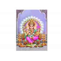 Cheap Custom India God Lenticular 3d Pictures Decorative Geneisha Image for sale