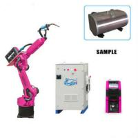 Buy cheap 220/380V Industrial Robot Arm 6 AXIS TIG / MIG / Welder New Condition Durable from wholesalers