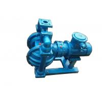 China Explosion Proof Electric Motor Driven Diaphragm Pump0.55kw-5.5kw Motor Power on sale