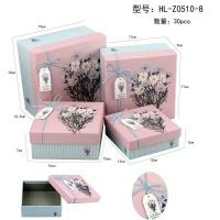 Best Lovely Craft Jewelry Packaging Paper Box , Decorative Cardboard Gift Boxes With Lids wholesale