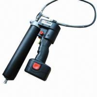 Best 14.4V new cordless electric grease gun with lubricant, patent product  wholesale