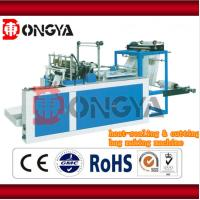 Best Automatic Pouch Packing Machine , Plastic Ldpe Bag Making Machine wholesale