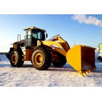 Cheap Large Digging Force Compact Front End Loader LW500FN With Shanghai Diesel Engine wholesale