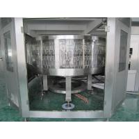 Cheap 72 Heads Normal pressure Hot Filling Machine High Capacity Commercial Bottling for sale