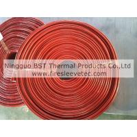 Details of thermal insulation silicone fiberglass for Is fiberglass insulation fire resistant