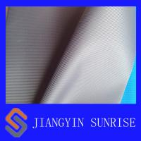 Shoes Nylon Oxford Fabric , PVC Coated Polyester 600d Oxford Fabric