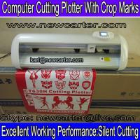 China Boat Lettering Cutter 24'' Cutting Plotter Vinyl Sticker Cutter 630 Vinyl Graphic Cutter on sale