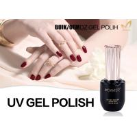 Best Odorlessness Uv Cured Gel Nail Polish Nail Varnish Gel Superior Performance wholesale