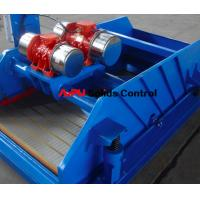 Cheap High vibration strenth linear motion shale shaker for oil and gas drilling solids control for sale