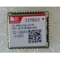 Best SIMCom  Wireless  GSM/GPRS+GPS/GNSS Module  SIM868 instead of SIM908 and SIM808 wholesale