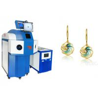 Quality Gold Necklace Diamond Ring Laser Welder For Jewelry , Laser Soldering Equipment wholesale