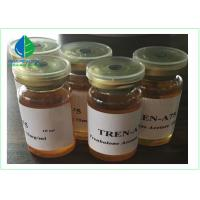 Best Semi - Finished Injectable Anabolic Steroids Bodybuilding Oil Luquid Tren Ace 75mg / Ml wholesale