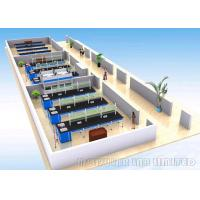 Best GMP Biology Science Lab Workstations With Anti Static PVC Tile Floor MLD-A1 wholesale