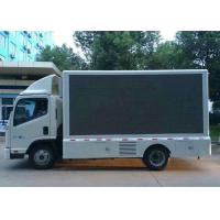 Best Low Power SMD Truck Mobile Led Display , Mobile Video Screens For Outdoor wholesale