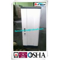 Best White Anti Magnetic Cabinets Fireproof , Secure Filing Cabinet 6 Drawer For CD Storage wholesale