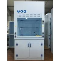 Best Biology Lab Equipment Ductless PP Fume Hood For One Person , Corrosion Resistance wholesale