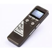 Best 8GB Digital Voice Recorder 350Hr standby Dictaphone with MP3 Player wholesale