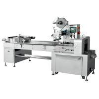 Best Fully Automatic Candy Pillow Wrapping Machine High Speed 200-1000 Pcs / Min wholesale