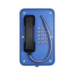 Best Anti Vandal SOS Industrial VoIP Phone Waterproof With Rugged Aluminum Enclosure wholesale