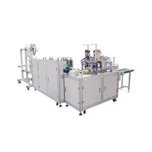 Best 80pcs/Min Anti Pollution Mask Manufacturing Machine wholesale