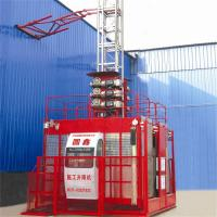 Best 2tons load dual car tower hoist for export wholesale