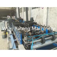 Quality Customized Cable Tray Roll Forming Machine European Standards And Pre - Cutter wholesale