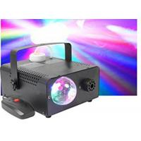 Best Mini 400w 2 in 1 Stage Fog Machine / Stage Smoke Machine With Crystal Ball Light wholesale