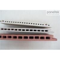 Best Easy Installation Terracotta Ventilated Facade System With Grooved Surface wholesale
