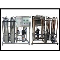 Best Car Wash Stainless Steel Reverse Osmosis System With Sand And Carbon Filter wholesale