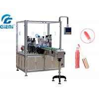 Best Liquid Paste Material Cosmetic Filling Machine For Lip Gloss 1 - 100ml Filling Volume wholesale