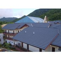 Best Factory supply high quality metal roofing tiles with color of terracotta black red brown green with low price wholesale