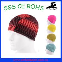 Best best price of Lycra swim caps for adult or kids wholesale