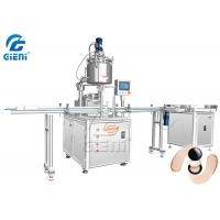 Buy cheap 1800pcs/H Single Head 20A Cosmetic Filling Machine from wholesalers