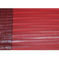 Best Red Polyester Dryer Screen 3868 Minimum Loop For Paper Making Machine wholesale