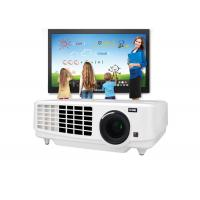 3LCD 3800 Lumens Multimedia Mini Led Projector For Education / Business