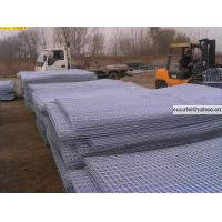 China galvanized iron welded wire mesh on sale