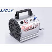 Best Small Mini Air Compressor For Airbrushing Auto Start / Stop Fuction For 0.2-0.5mm Nozzle wholesale