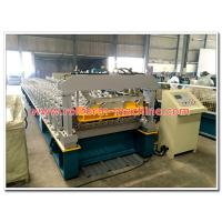 Best PBR Metal Roof Panel Cold Roll Forming Machine with Automatic Roll Former wholesale