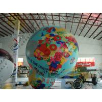 Cheap Bespoke Helium 0.18mm Inflatable Advertising Balloon for sale