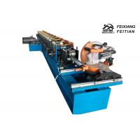 Buy cheap Automatic Steel Rolling Shutter Slats Roll Forming Machine With 0.3 - 0.8mm Thickness from wholesalers