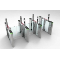 China 304 Stainless Steel Waterproof  Facial Recognition Turnstile on sale