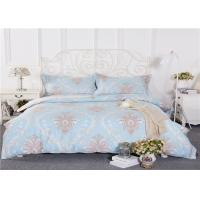 Buy cheap Health Cotton Home Bed Linen With Invisible Zippers Double - Sided Blanching from wholesalers