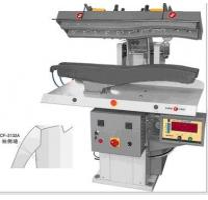 Automatic Side Seam Ironing Machinery Apparel Steamer