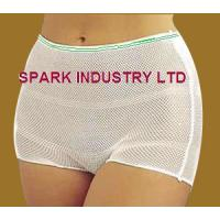 Cheap Stretchable Disposable Maternity / Adult Incontinence Briefs For Women, Babies for sale