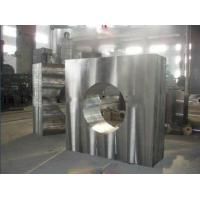 China Forged Ship Block With Hole Housing And  Hub Forged Tube Sheet Pump Modules on sale