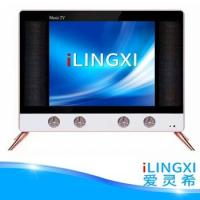 China 2017 New  model 22 inch led tv  price in  india TV SKD with High Quality speakers on sale